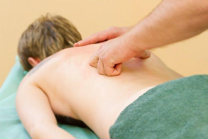 Мануальный терапевт шея
